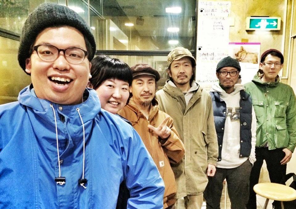 渋谷LUSH《スキヤキス》カウントダウン