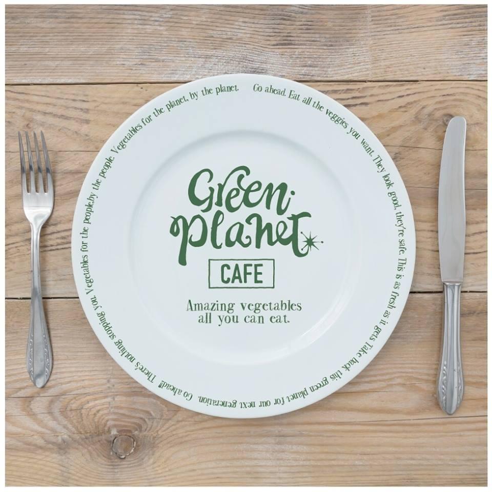 仙台 Green Planet Cafe