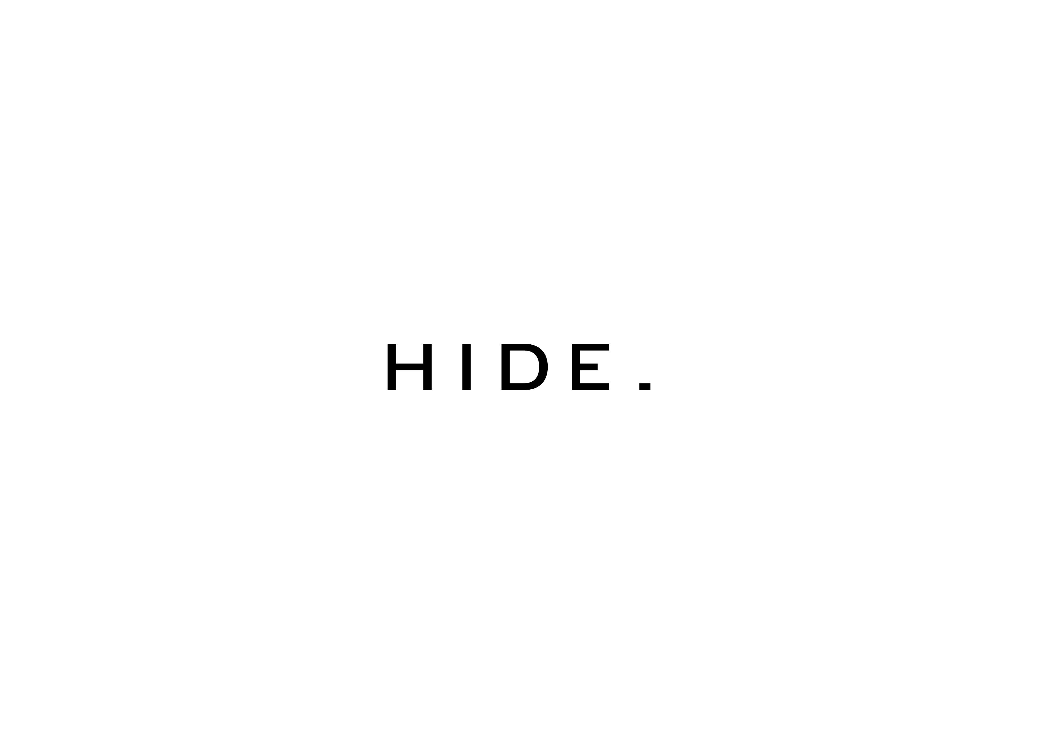 Hide Logo-01